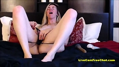 Hot Blonde MILF wants Best Fetish You Can Imagine